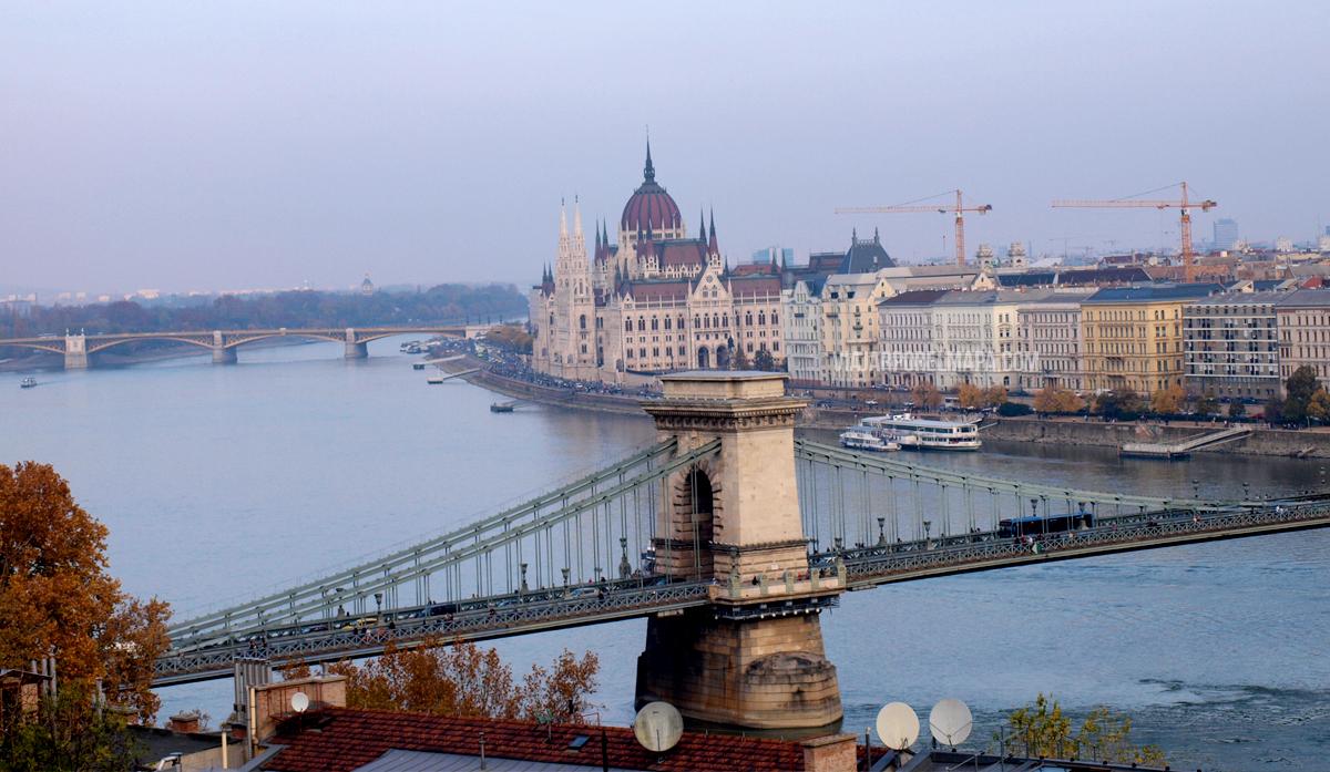 Viajes de 2018 Budapest