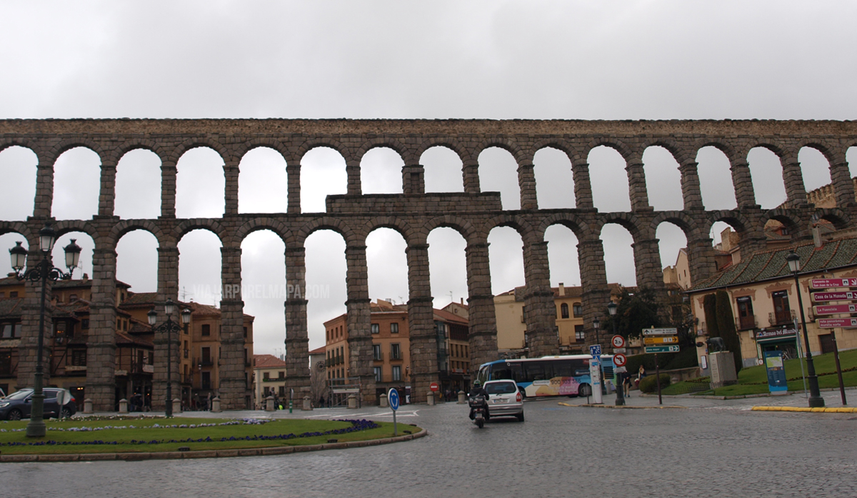 Viajes de 2018 Segovia