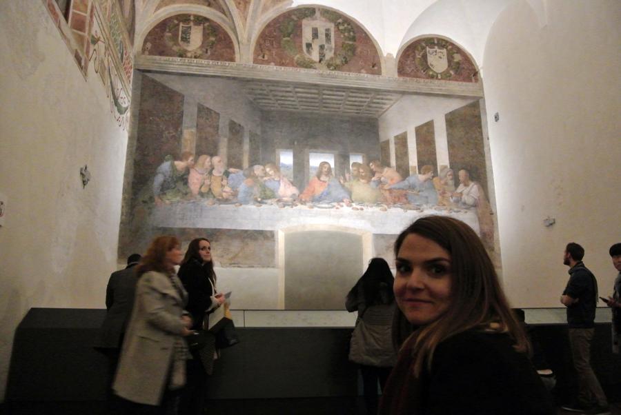 Favoritos de nuestra ruta por Italia - Cenacolo