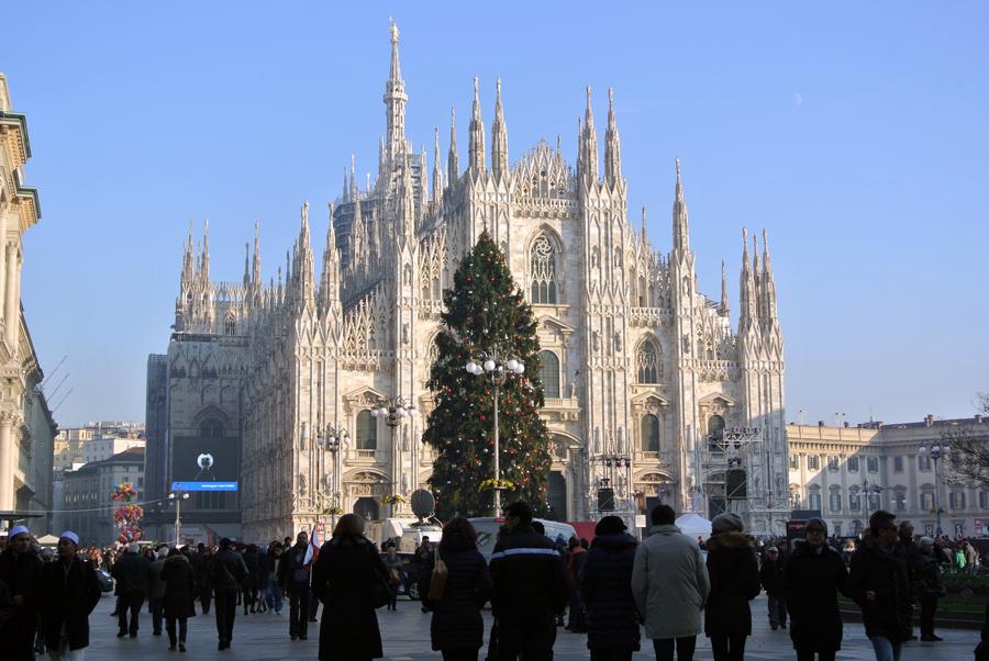 Favoritos de nuestra ruta por Italia - Duomo