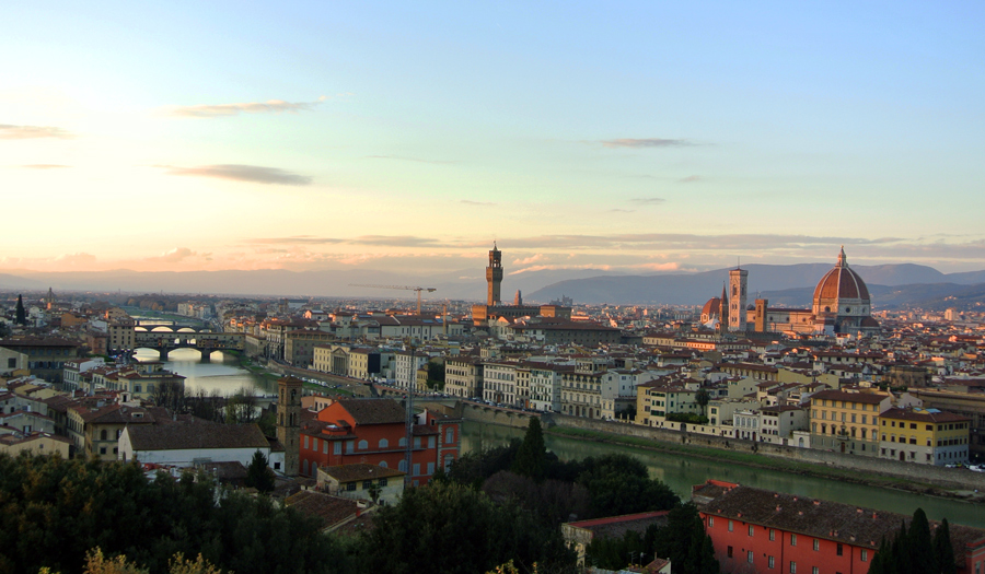 Favoritos de nuestra ruta por Italia - Florencia