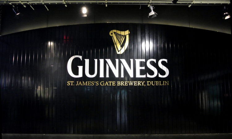 Visita a Guinness Storehouse