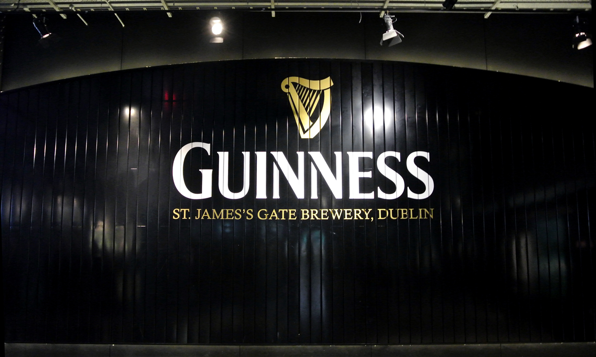 Visita a Guinness Storehouse