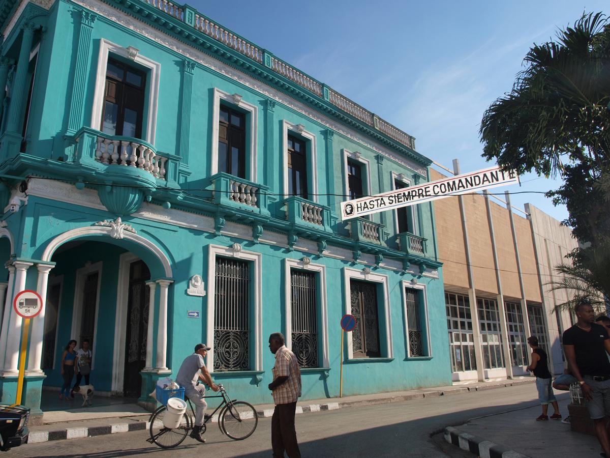 Cuba por libre Santa Clara