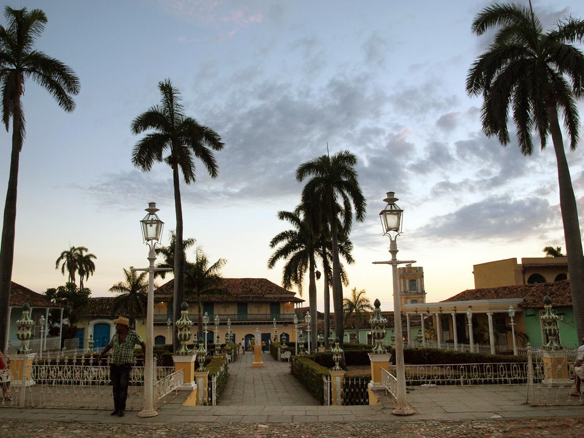 Cuba por libre Trinidad