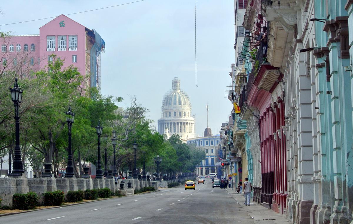 Cuba por libre Capitolio