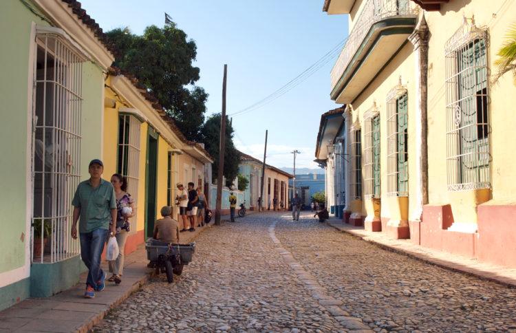 Alojarse en casas particulares en Cuba